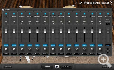 vst drums
