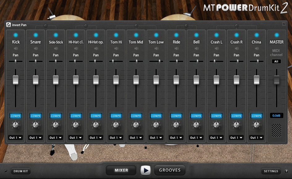 free drum machine plugins